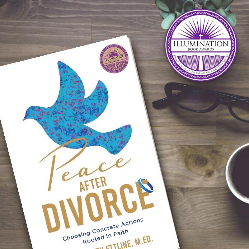 best books on healing from divorce Christian